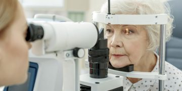 Are you at risk for glaucoma?