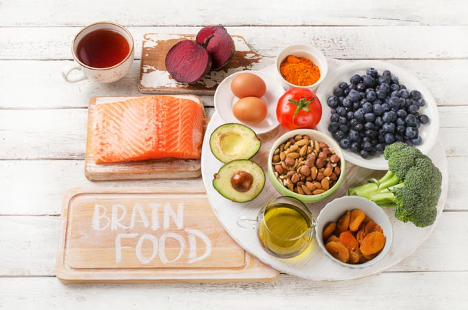 Foods for Improved Memory, Focus, and Concentration