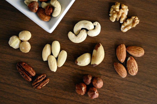 nuts to improve health